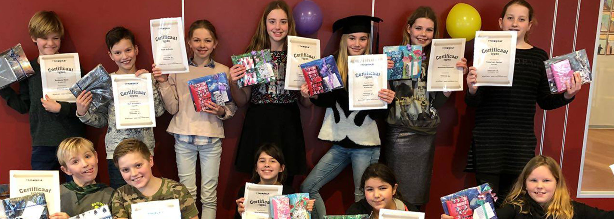 EXAMENFEEST TYPE-TOPPERS